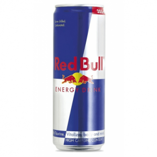 Large Red Bull