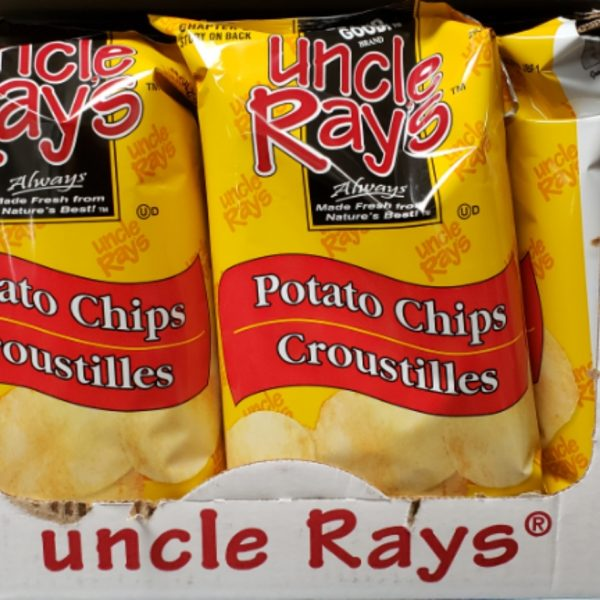 Uncle Ray Potato chips