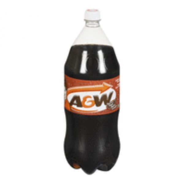 A&W Root Beer 2.00 liter