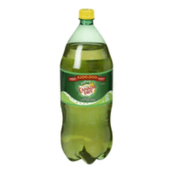 Canada Dry Ginger Ale 2.00 liter