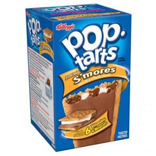 Pop Tarts Chocolate And Marshmallow